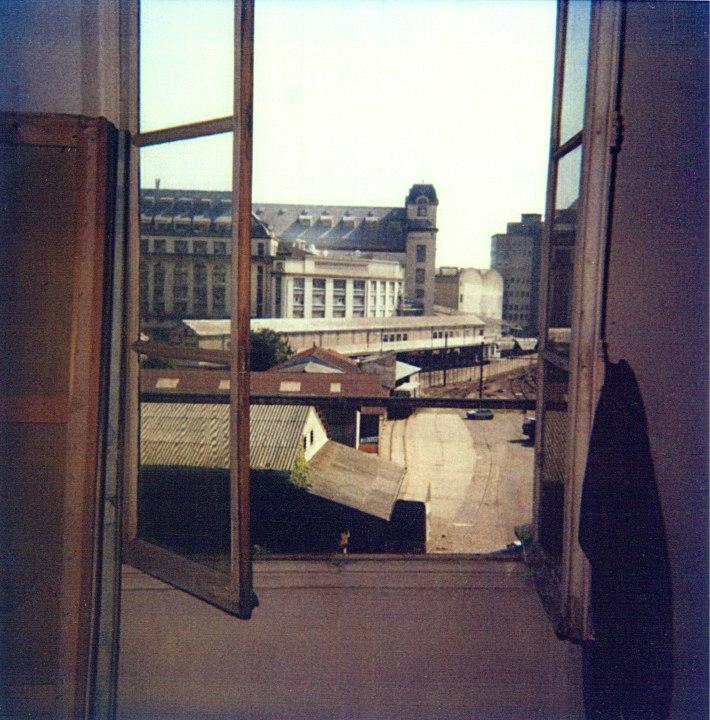 Les Grands Moulins de Paris, Quai de la Gare, 1984