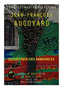 Affiche light AUGOYARD 2016 LT1